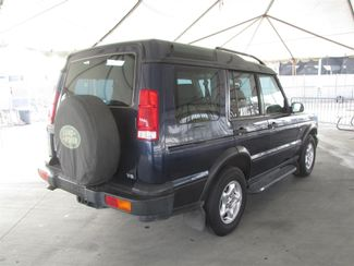2001 Land Rover Discovery Series II SE Gardena, California 2
