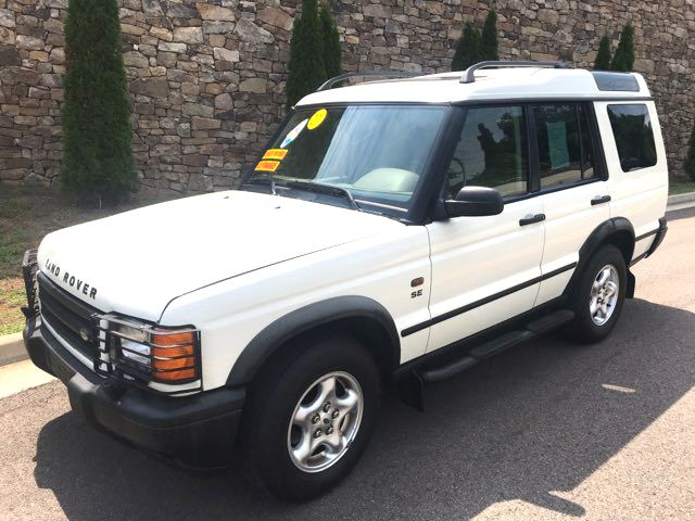 2001 Land Rover Discovery Series II SE Knoxville, Tennessee 0