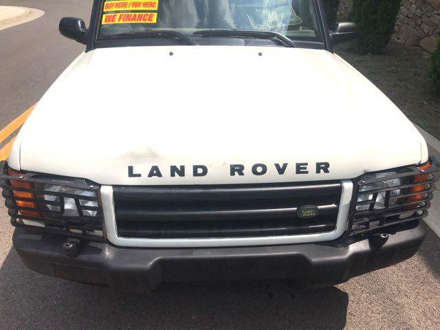2001 Land Rover Discovery Series II SE Knoxville, Tennessee 1