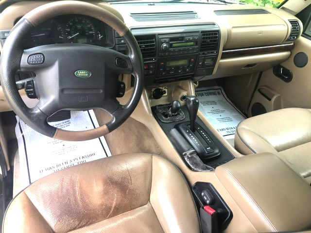 2001 Land Rover Discovery Series II SE Knoxville, Tennessee 10