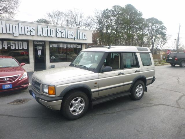 2001 Land Rover Discovery Series II SE Richmond, Virginia 1