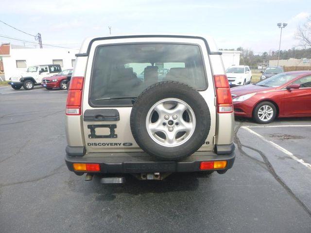 2001 Land Rover Discovery Series II SE Richmond, Virginia 4