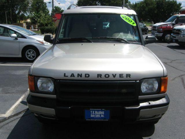 2001 Land Rover Discovery Series II SE in Richmond, VA, VA 23227