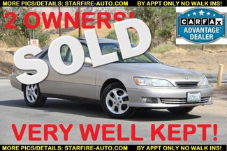 2001 Lexus ES 300 Santa Clarita, CA
