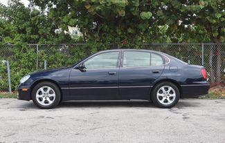 2001 Lexus GS 300 Hollywood, Florida 9
