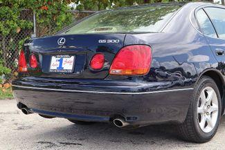 2001 Lexus GS 300 Hollywood, Florida 37