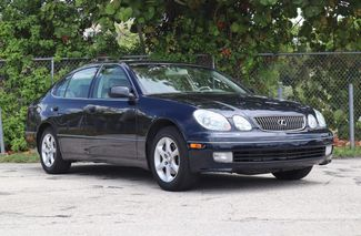 2001 Lexus GS 300 Hollywood, Florida 33