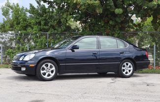 2001 Lexus GS 300 Hollywood, Florida 24