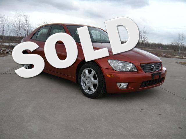 2001 Lexus IS 300 Chesterfield, Missouri