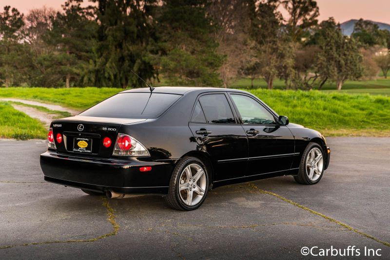 2001 Lexus IS 300    Concord, CA   Carbuffs in Concord, CA