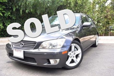 2001 Lexus IS 300  in , California