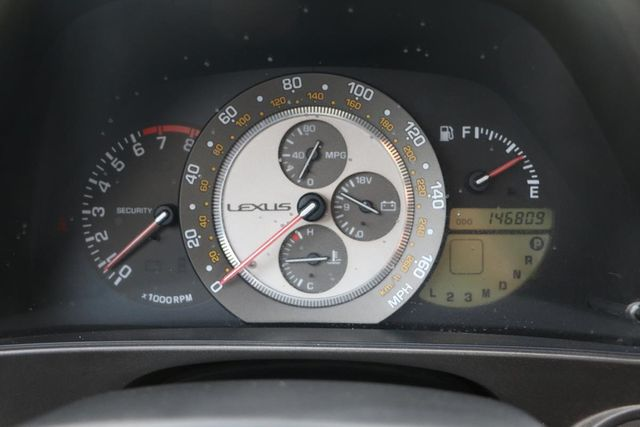 2001 Lexus IS 300 Santa Clarita, CA 14