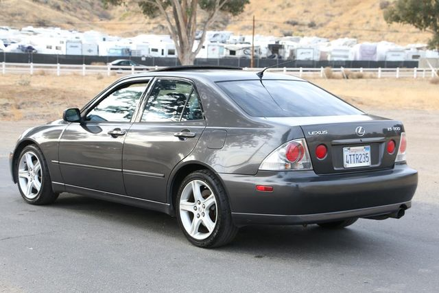 2001 Lexus IS 300 Santa Clarita, CA 5