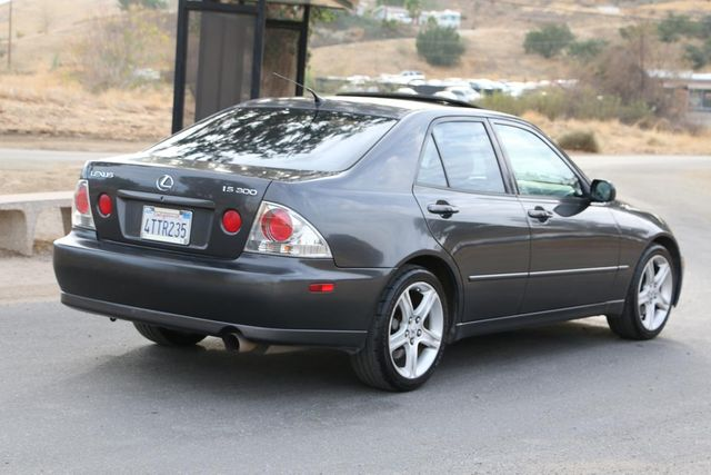 2001 Lexus IS 300 Santa Clarita, CA 6