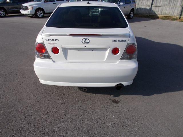 2001 Lexus IS 300 Shelbyville, TN 10