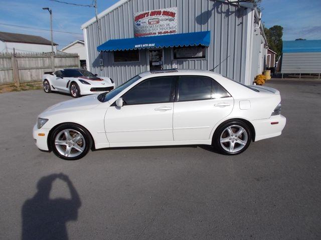 2001 Lexus IS 300 Shelbyville, TN 2