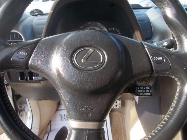 2001 Lexus IS 300 Shelbyville, TN 21