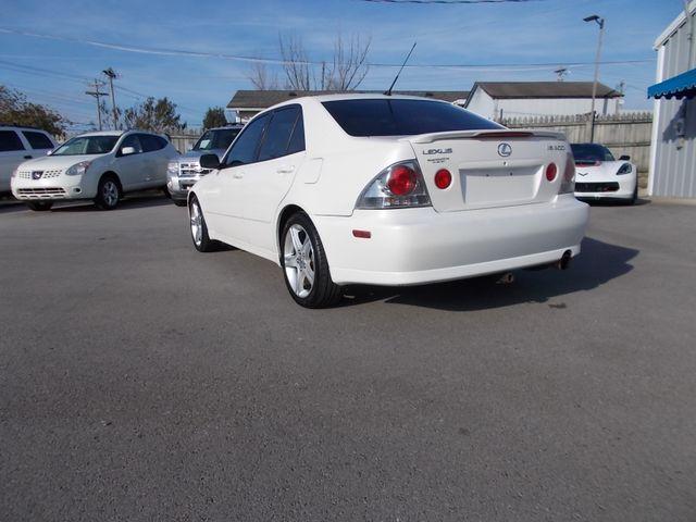 2001 Lexus IS 300 Shelbyville, TN 3