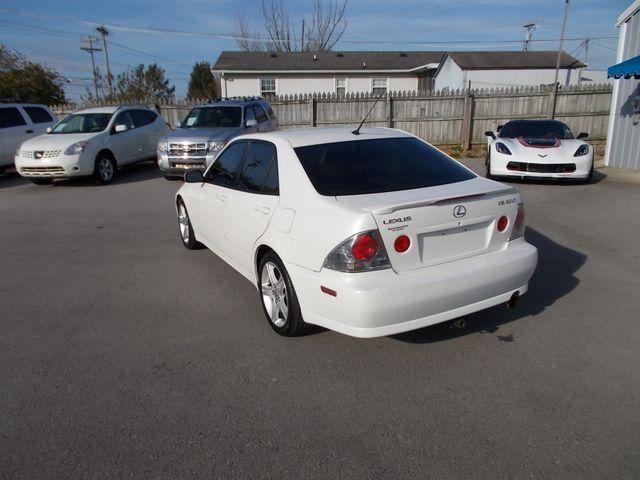 2001 Lexus IS 300 Shelbyville, TN 4
