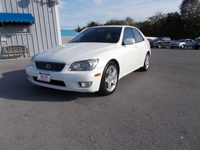 2001 Lexus IS 300 Shelbyville, TN 5