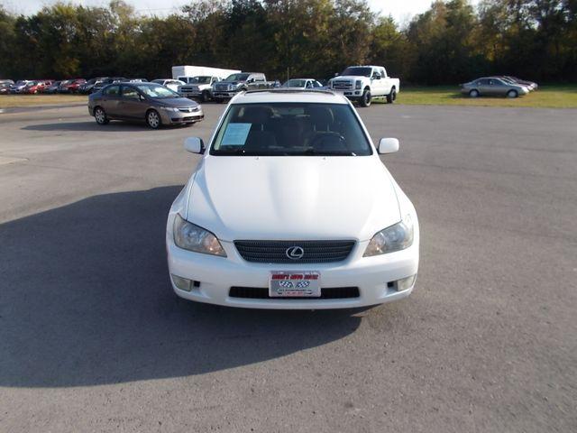 2001 Lexus IS 300 Shelbyville, TN 7