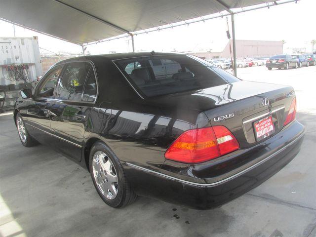 2001 Lexus LS 430 Gardena, California 1