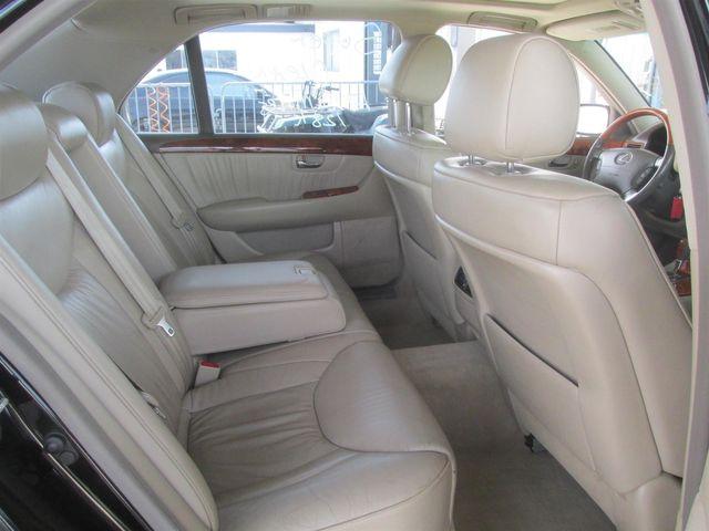 2001 Lexus LS 430 Gardena, California 12