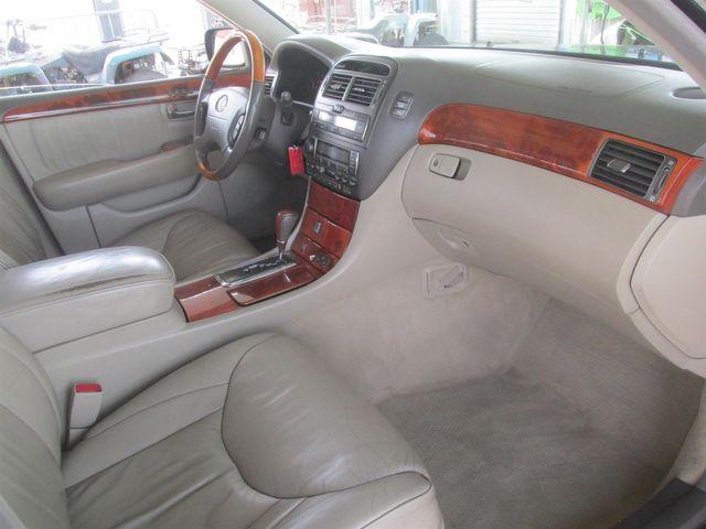 2001 Lexus LS 430 Gardena, California 8