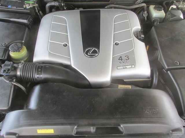 2001 Lexus LS 430 Gardena, California 15