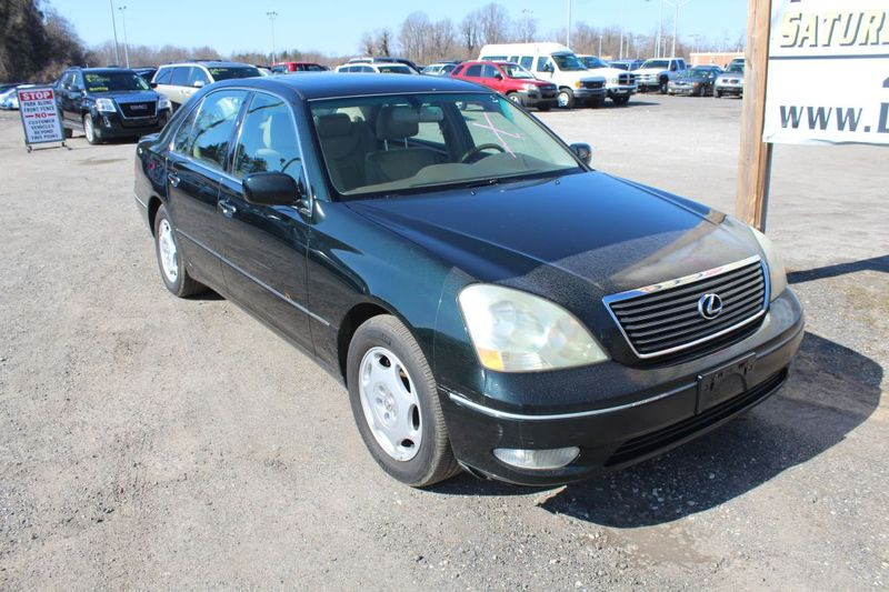 2001 Lexus LS 430 430  city MD  South County Public Auto Auction  in Harwood, MD
