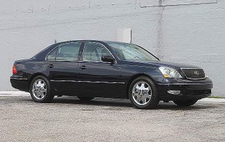 2001 Lexus LS 430 Hollywood, Florida 55