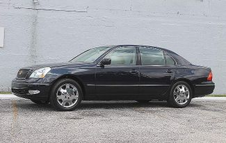 2001 Lexus LS 430 Hollywood, Florida 10