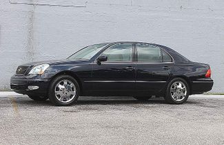 2001 Lexus LS 430 Hollywood, Florida 48
