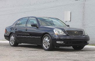 2001 Lexus LS 430 Hollywood, Florida 1