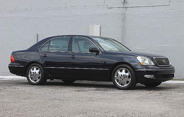 2001 Lexus LS 430 Hollywood, Florida 32