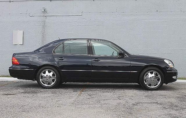 2001 Lexus LS 430 Hollywood, Florida 3