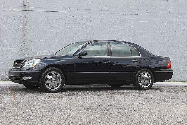 2001 Lexus LS 430 Hollywood, Florida 24