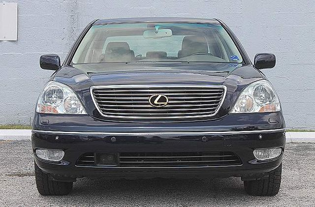 2001 Lexus LS 430 Hollywood, Florida 12
