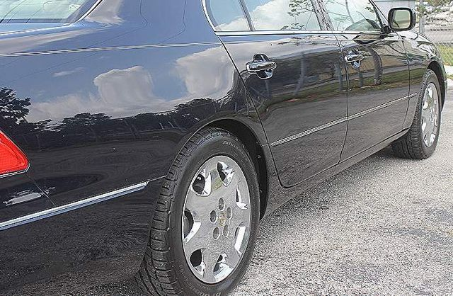 2001 Lexus LS 430 Hollywood, Florida 5