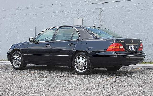2001 Lexus LS 430 Hollywood, Florida 7