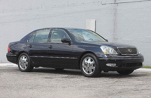 2001 Lexus LS 430 Hollywood, Florida 23
