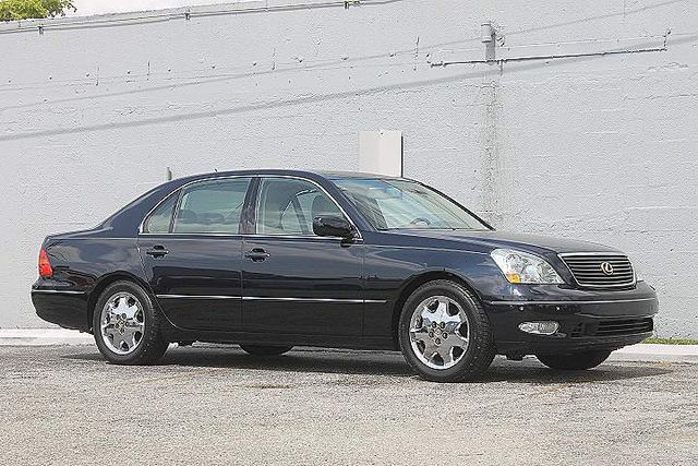 2001 Lexus LS 430 Hollywood, Florida 13