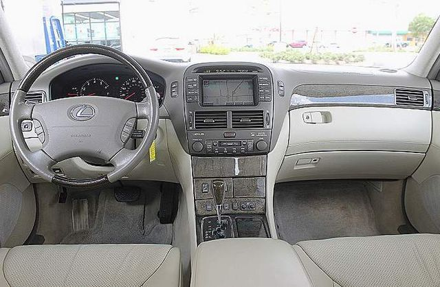 2001 Lexus LS 430 Hollywood, Florida 21