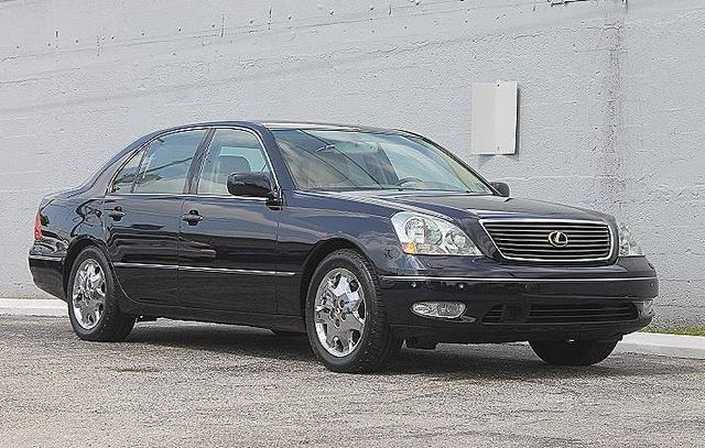 2001 Lexus LS 430 Hollywood, Florida 47