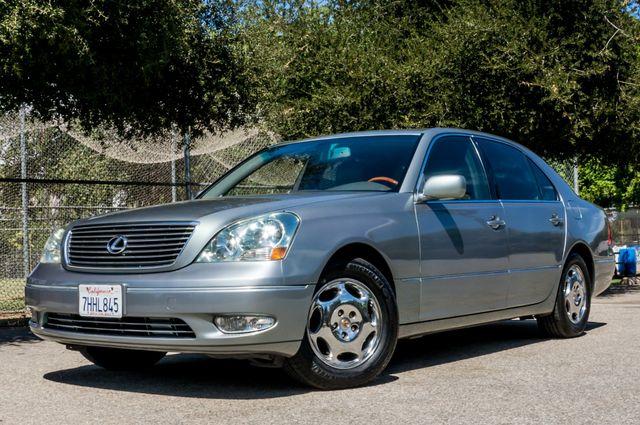 2001 Lexus LS 430 Reseda, CA 3