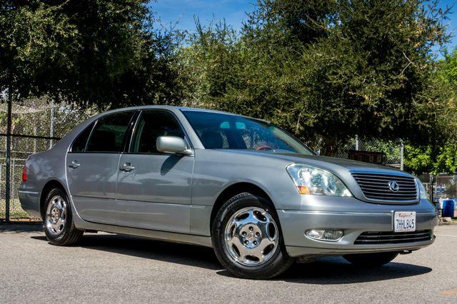 2001 Lexus LS 430 Reseda, CA 5