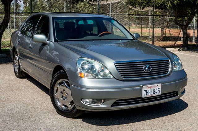 2001 Lexus LS 430 Reseda, CA 43