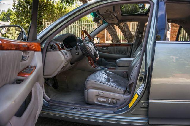 2001 Lexus LS 430 Reseda, CA 14
