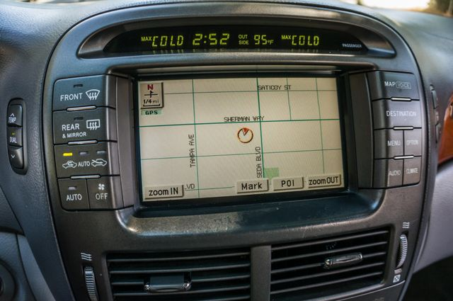 2001 Lexus LS 430 Reseda, CA 2