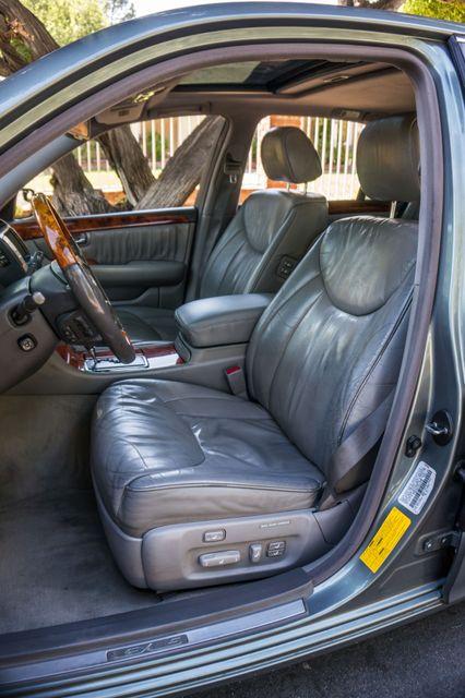 2001 Lexus LS 430 Reseda, CA 30